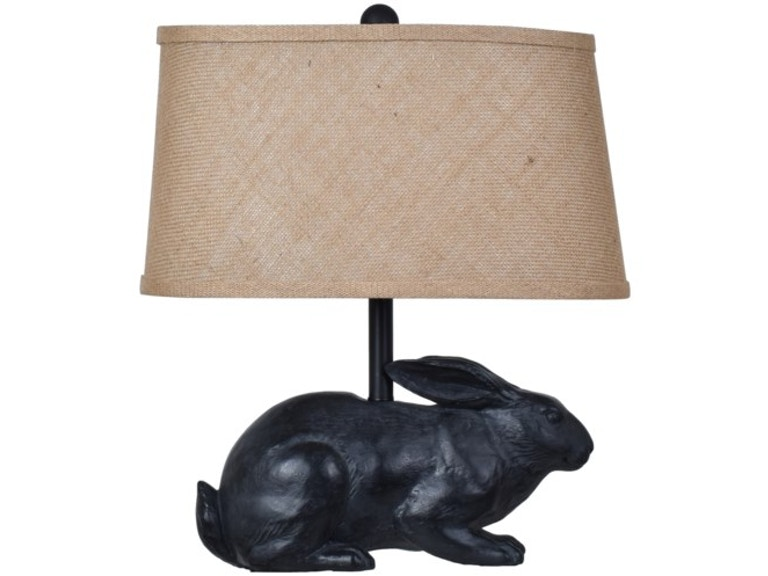Crestview lamps and lighting rabbit table lamp cvavp591 hunters crestview rabbit table lamp cvavp591 aloadofball Choice Image