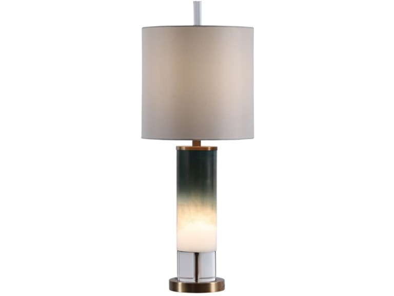 Crestview Lamps And Lighting Wyatt Table Lamp W Nightlight