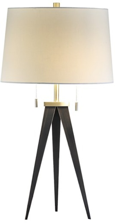 Crestview Lamps And Lighting Lennon Table Lamp Cvazer040