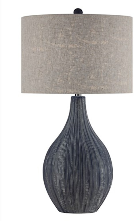 Crestview Lamps And Lighting Dillon Table Lamp Cvazp023b