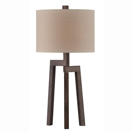 Crestview Lamps And Lighting Landry Table Lamp CVLZY004 At Evans Furniture  Galleries