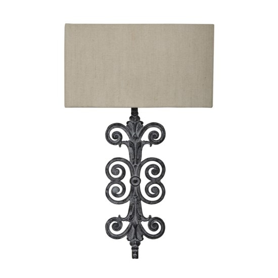 Crestview Lazzaro Wall Lamp CVW1P394