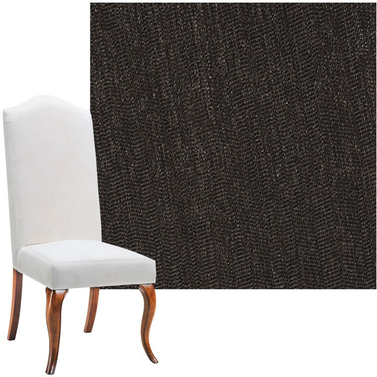 Amazing Bailey Street Dining Room Davoy Chocolate High Back Chair Evergreenethics Interior Chair Design Evergreenethicsorg