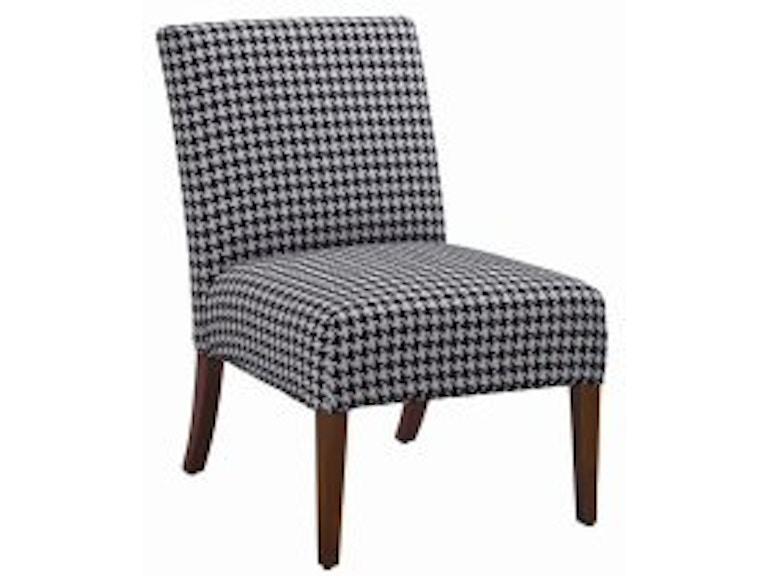 Bailey Street Dining Room Zaranoff Slipper Chair Upholstery Cover 6080553 At Klingman S