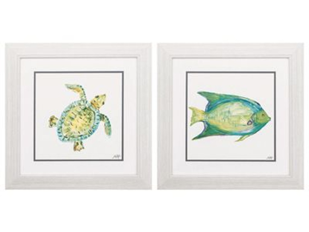 Propac Accessories Sea Life Pack Of 2 2118 Carol House