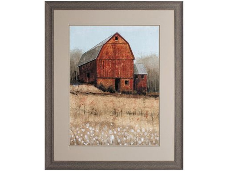 Propac Accessories Red Barn View I 4582 At Door Interiors