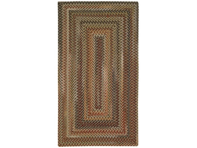 Capel Incorporated Homecoming Rug 0048QS Chestnut Brown