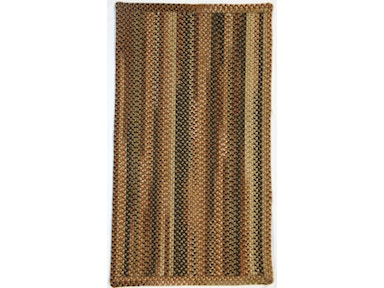 Capel Incorporated Homecoming Rug 0048RS Chestnut Brown