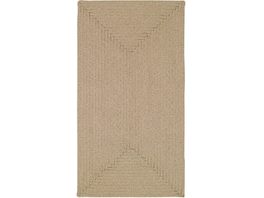 Capel Incorporated Heathered Rug 0050XS Beige