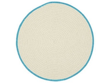 Capel Incorporated Hableland Rug 0076CS Cream Blue Moon