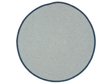 Capel Incorporated Hableland Rug 0076CS Lt. Grey Peacoat