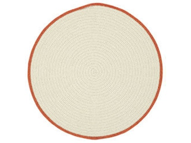 Capel Incorporated Hableland Rug 0076CS Cream Pumpkin Pie