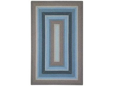 Capel Incorporated Ombre Rug 0094QS Sky