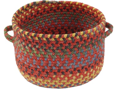 Capel Incorporated Songbird Basket 0103BS Cardinal