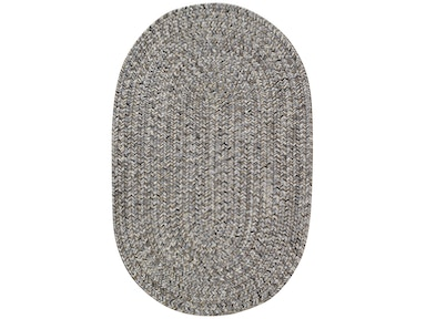 Capel Incorporated Sea Glass Rug 0110VS Smoky Quartz