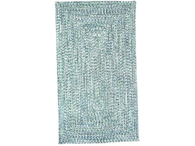 Capel Incorporated Sea Glass Rug 0110QS Ocean