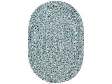 Capel Incorporated Sea Glass Rug 0110VS Ocean