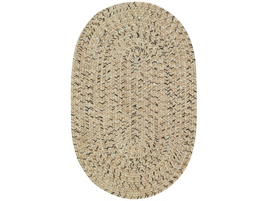 Capel Incorporated Sea Glass Rug 0110VS Shell