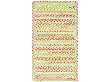 Capel Incorporated Afternoon Tea Rug 0207XS Sweet Pea