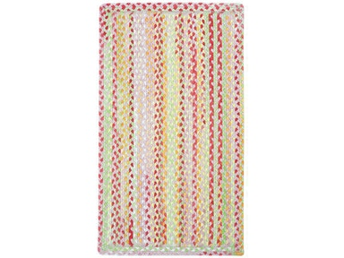 Capel Incorporated Afternoon Tea Rug 0207RS Rosy Posy