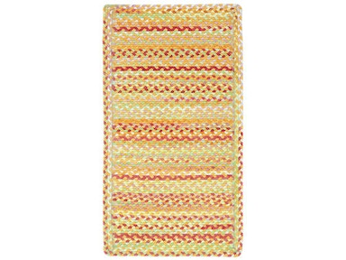 Capel Incorporated Afternoon Tea Rug 0207XS Tiger Lily