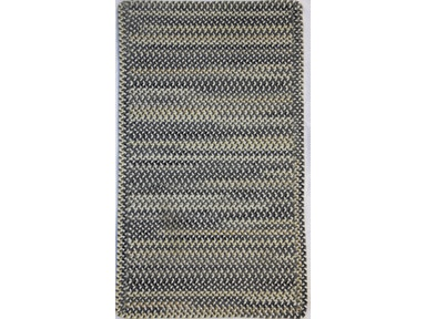 Capel Incorporated Bear Creek (4 Pc Pkg.) Chairpad Rug 0980CS Grey