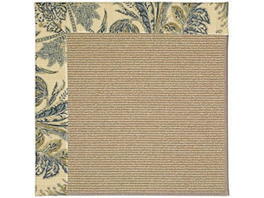 Capel Incorporated Creative Concepts-Sisal Rug 1995RS Cayo Vista Ocean