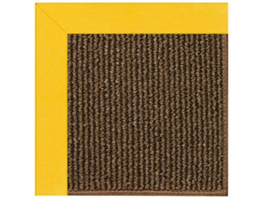 Capel Incorporated Creative Concepts-Java Sisal Rug 2007RS Canvas Sunflower Yellow