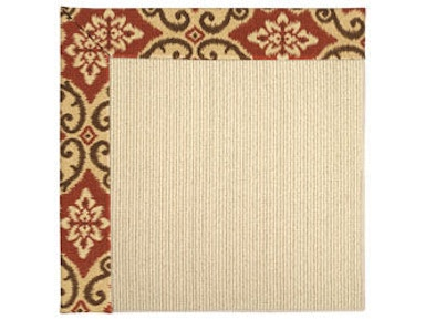 Capel Incorporated Creative Concepts-Beach Sisal Rug 2009RS Shoreham Brick