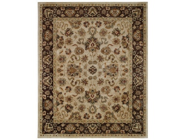 Capel Incorporated Regal Persian Rug 3366CS Cream