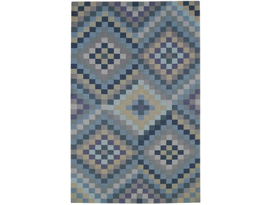 Capel Incorporated Sunshine And Shadow Rug 3619RS Slates