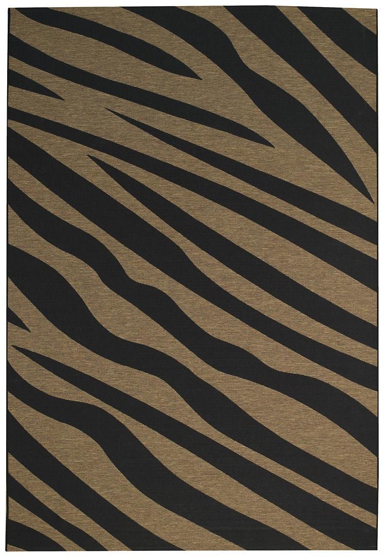 Capel Incorporated Wildlife Zebra Rug 6954RS02070411375