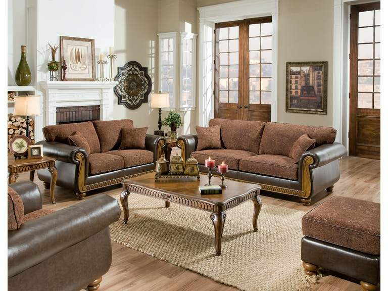 American Furniture Manufacturing Sofa Wendells Furniture