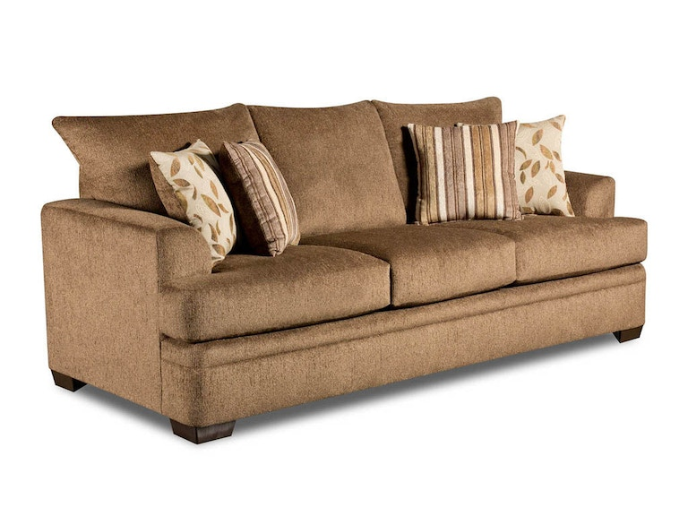 American Furniture Manufacturing Sofa 3653-1661