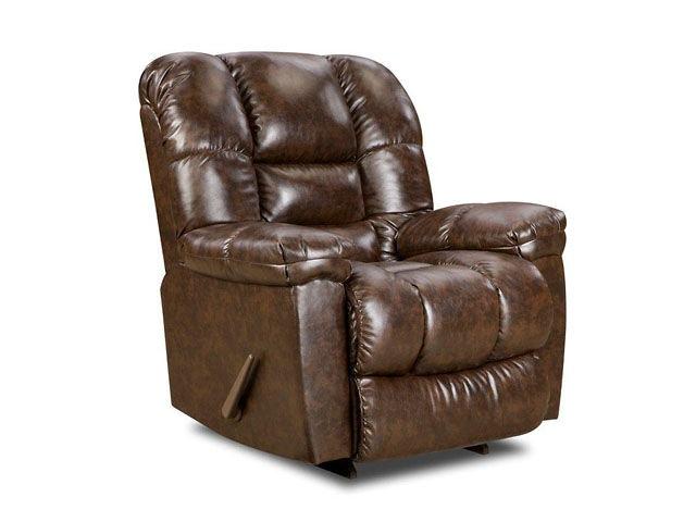 American Furniture Manufacturing Rocker Recliner