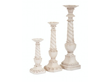 IMAX Corporation Brannon Candleholders - Set of 3 10163-3