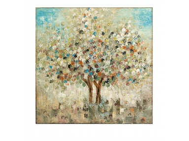 IMAX Corporation Seasons Hand painted Oil Canvas 10430