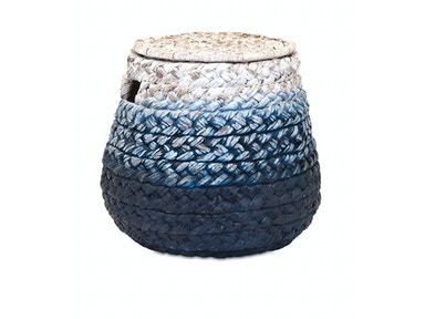 IMAX Corporation Cascade Woven Water Hyacinth Basket 11600