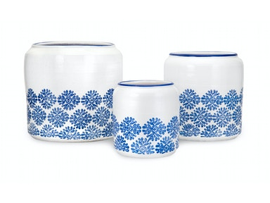 Edith Planters - Set of 3