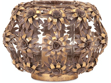 IMAX Corporation Charay Large Flower Lantern 14243