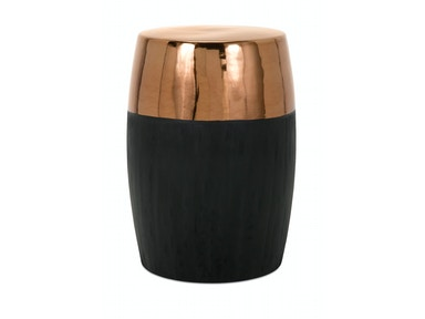 IMAX Corporation Rhone Garden Stool 14441