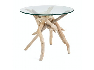 IMAX Corporation Driftwood Accent Table 14579