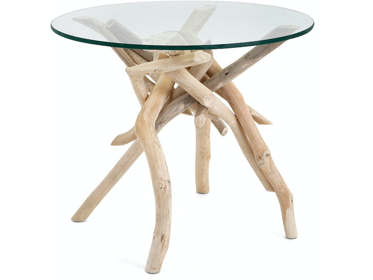 IMAX Corporation Driftwood Accent Table 14579 - IMAX Corporation Living Room Driftwood Accent Table 14579 - Carol