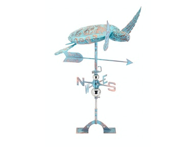 Elliot Tortoise Weathervane
