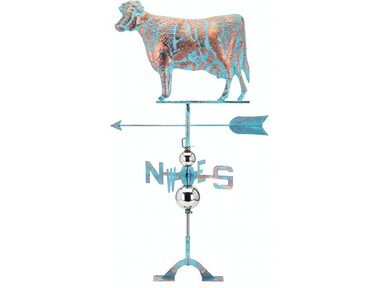 IMAX Corporation Loretta Bovine Weathervane 15001