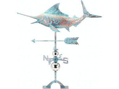 IMAX Corporation Stuart Sword Fish Weathervane 15006