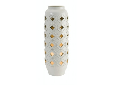 Calvinia Cutwork Ceramic Lamp