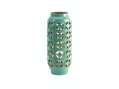 Creighton Cutwork Ceramic Lamp