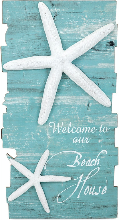 Imax Corporation Accessories Beach House Starfish Wall Decor