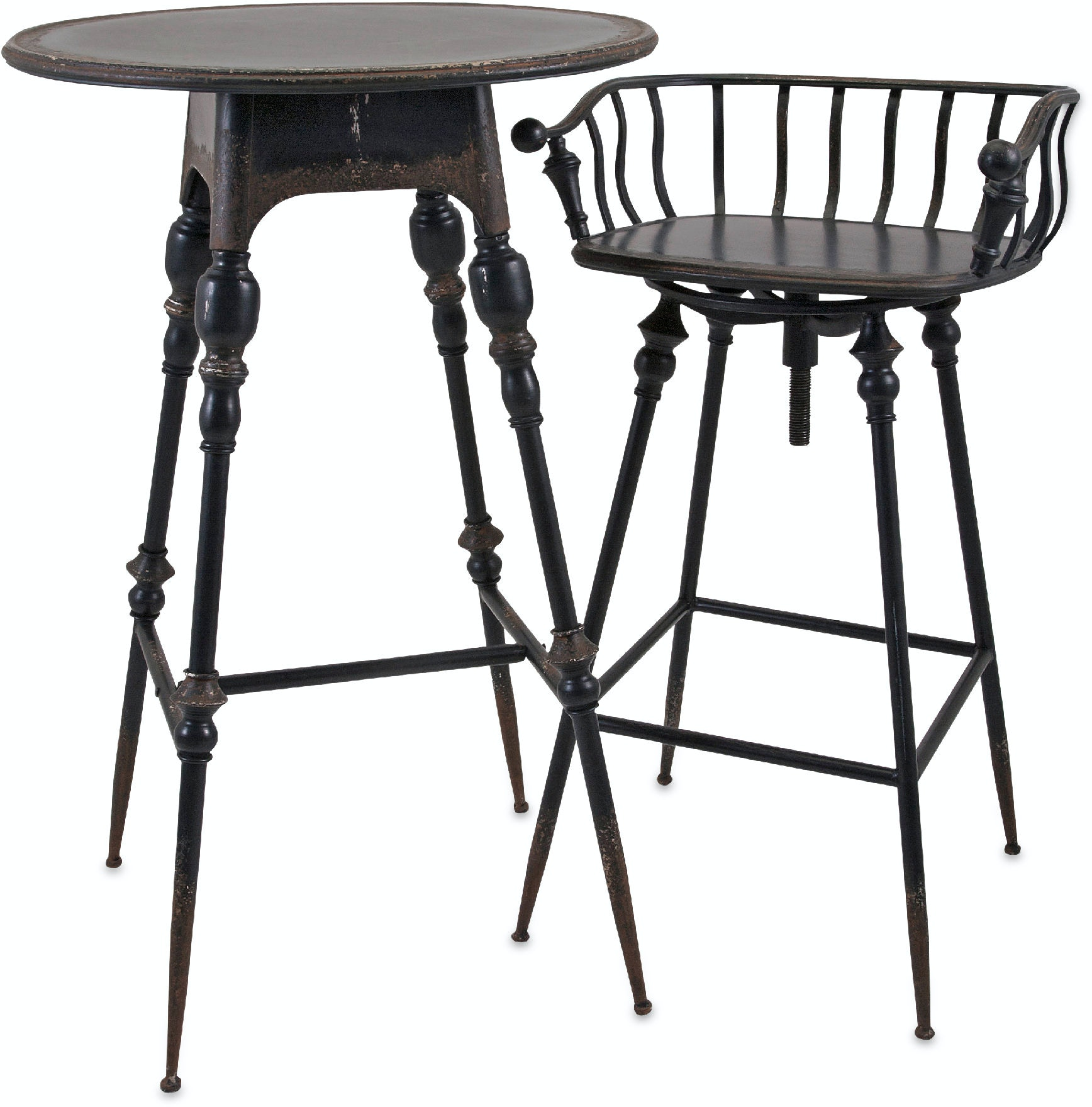 Bar And Game Room Crestly Metal Bar Chair 19207 Swann S